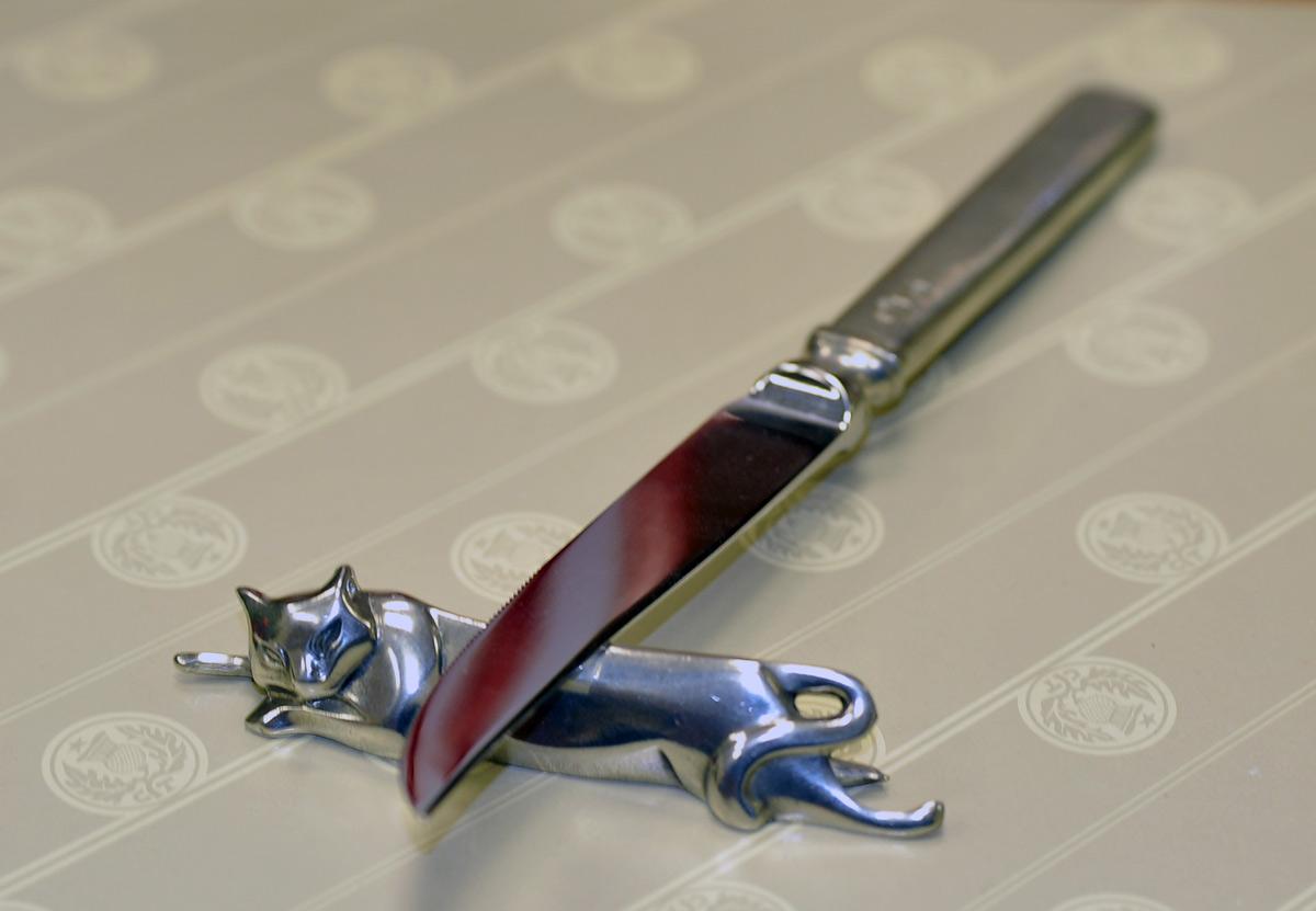 Подставка для ножей и китайских палочек